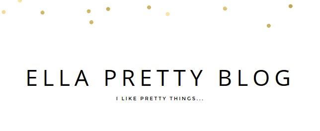 ella pretty blog