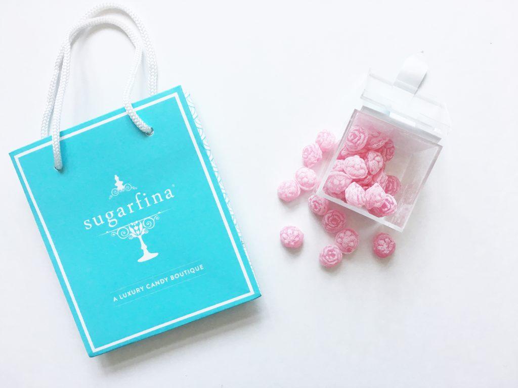 sugarfina bella rosa
