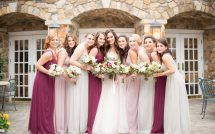 Bridesmaid Trends 2017