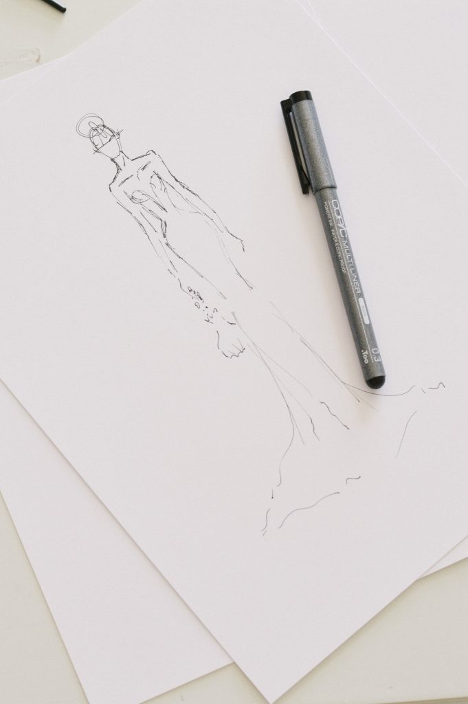 Joanna Pop Fashion Illustration