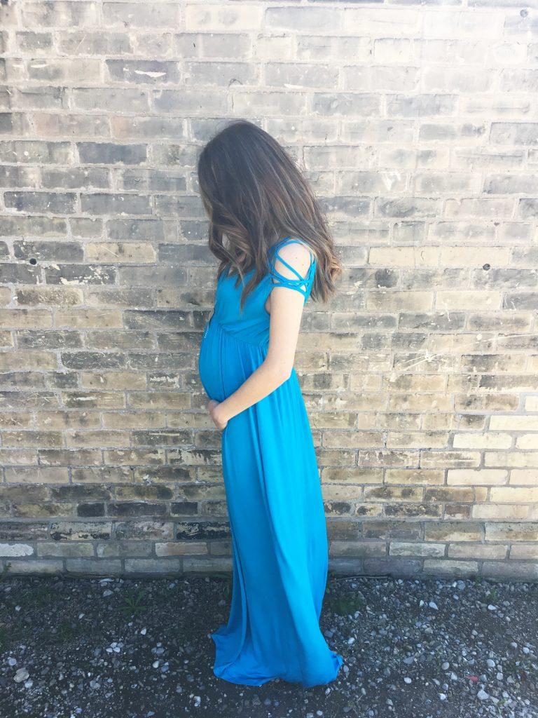 Bump Style Pregnant Mom