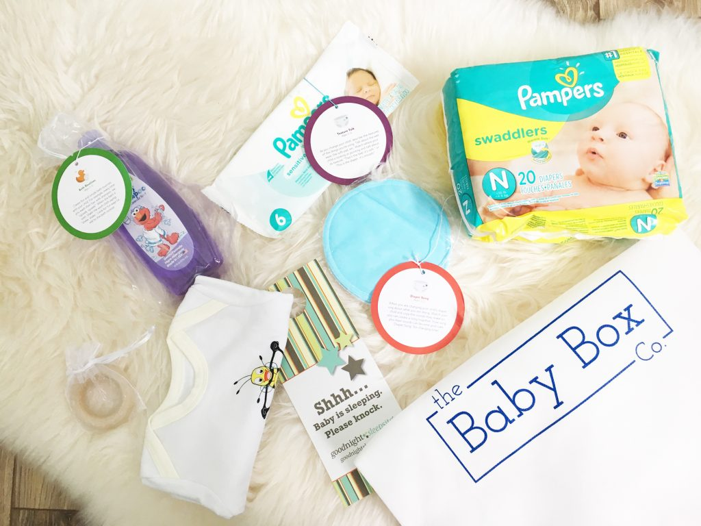 Essentials Included in the Baby Box Bassinet