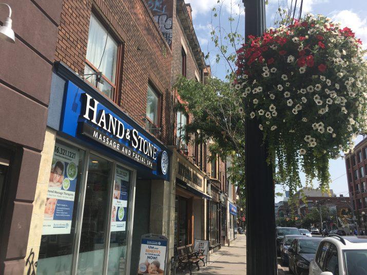 Hand & Stone Spa College St. Toronto