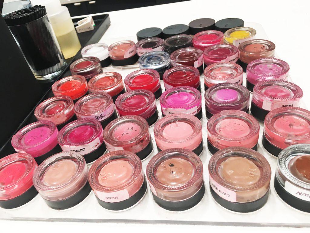 Bite Lip Lab Bespoke Lipstick Colours