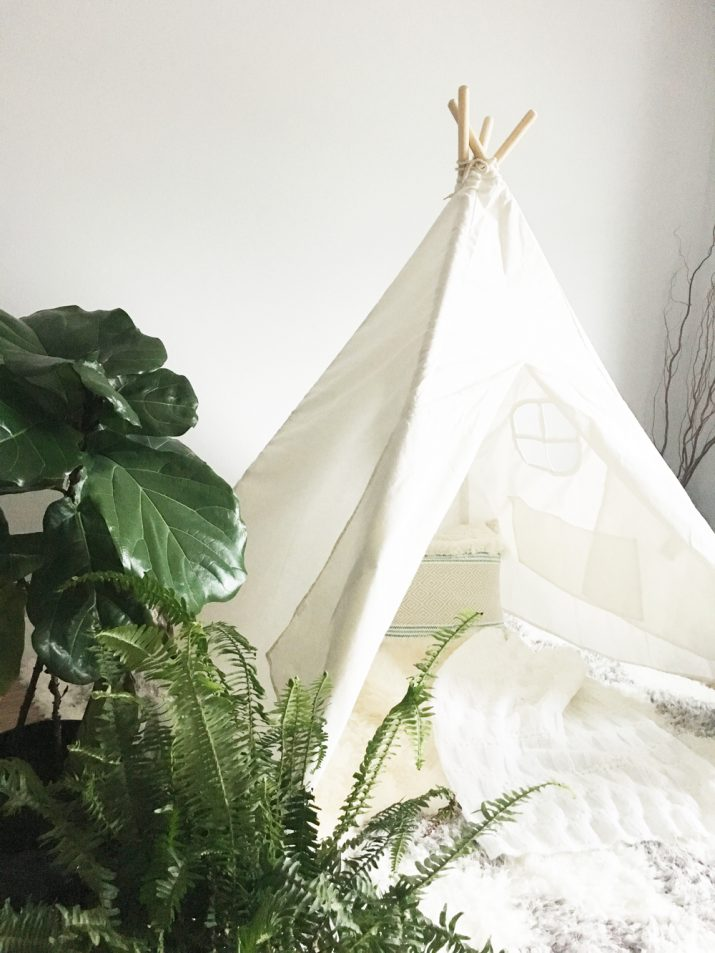 Teepee Tent Baby