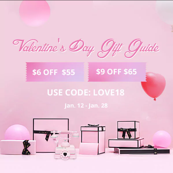 Zaful Valentine's Day Sale